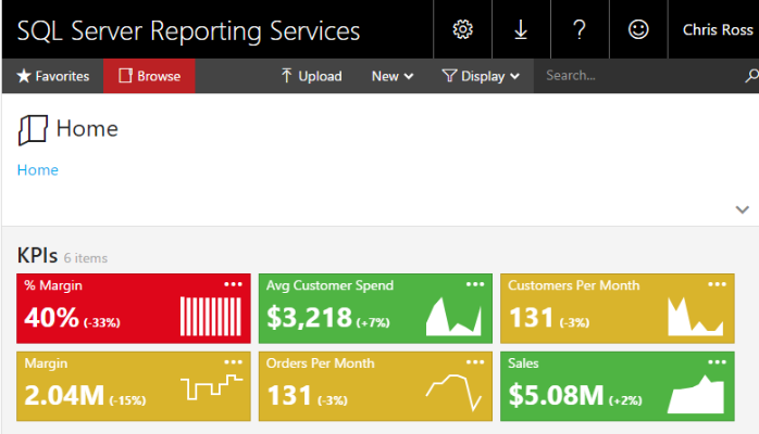 Best & Cheap SQL Server Reporting Services (SSRS) 2016