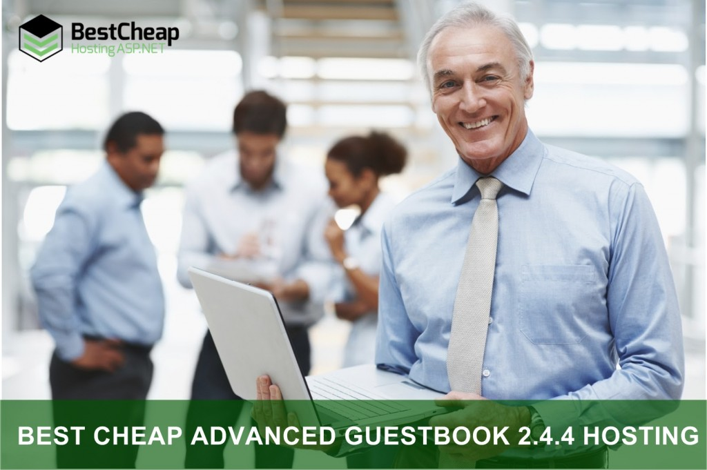 BEST CHEAP ADVANCED GUESTBOOK 2.4.4 HOSTING