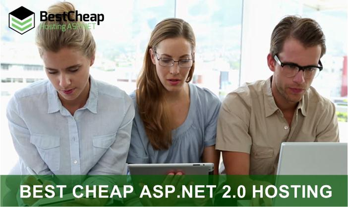 Best Cheap ASP.NET 2.0 Hosting
