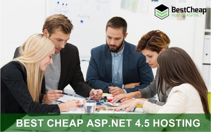 Best Cheap ASP.NET 4.5 Hosting