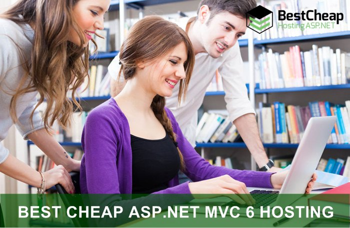 Best Cheap ASP.NET MVC 5 Hosting