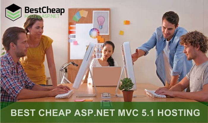Best Cheap ASP.NET MVC 5.1 Hosting