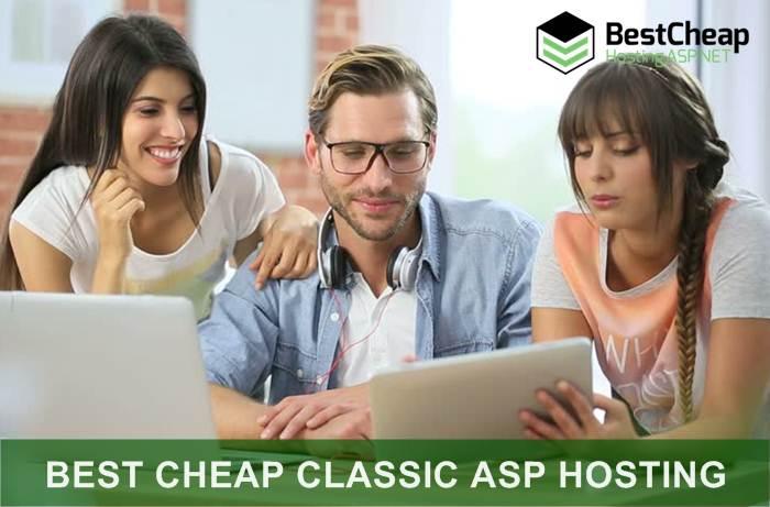 Best Cheap Classic ASP Hosting