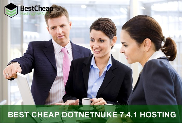 Best Cheap DotNetNuke 7.4.1 Hosting