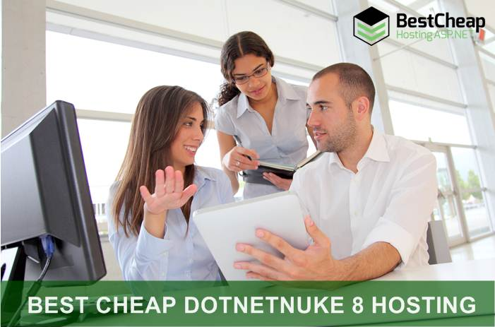 Best Cheap DotNetNuke 8 Hosting