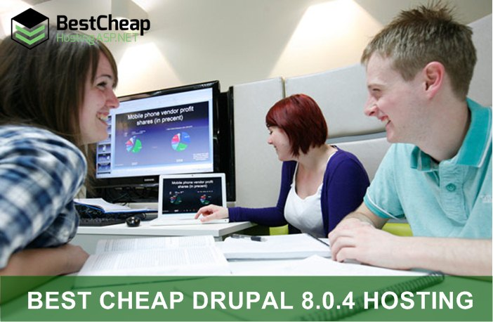 Best Cheap Drupal 8.0.4 Hosting