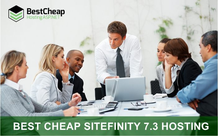 Best Cheap Sitefinity 7.3 Hosting