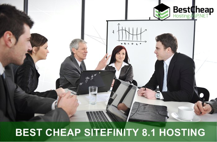 Best Cheap Sitefinity 8.1 Hosting