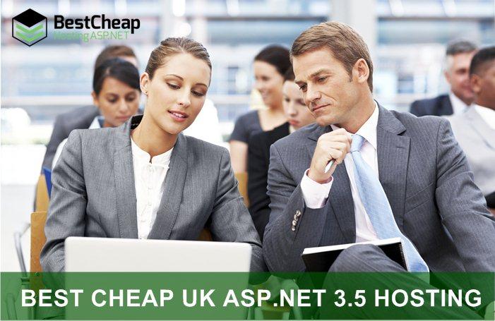 Best Cheap UK ASP.NET 3.5 Hosting
