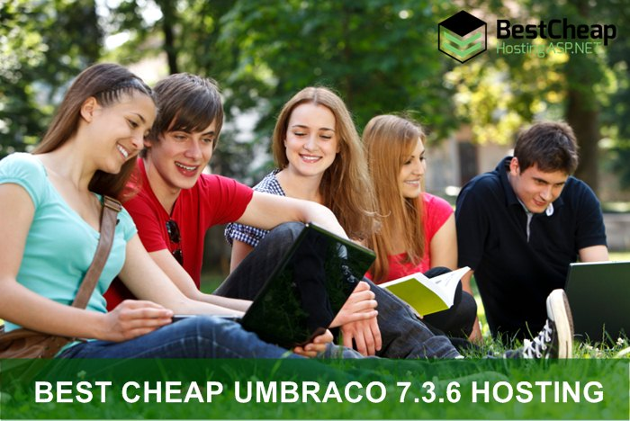 Best Cheap Umbraco 7.3.6 Hosting