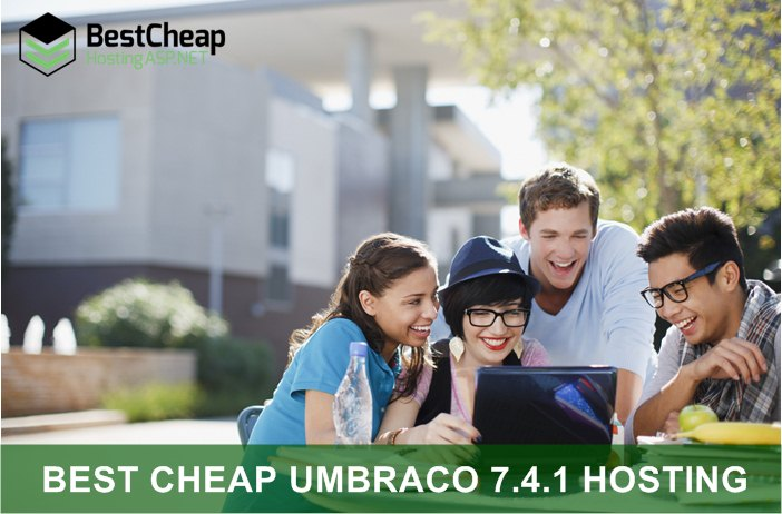 Best Cheap Umbraco 7.4.1 Hosting