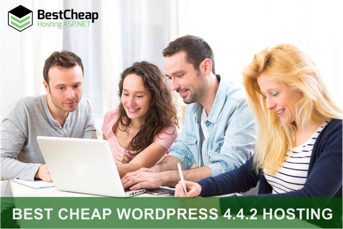 Best Cheap WordPress 4.4.2 Hosting