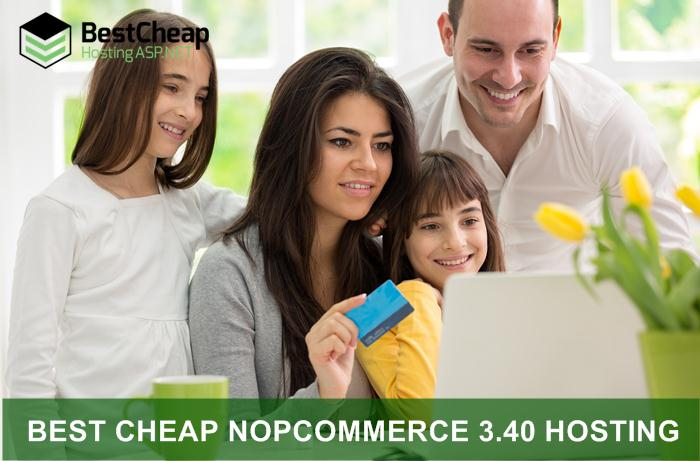 Best Cheap nopCommerce 3.40 Hosting