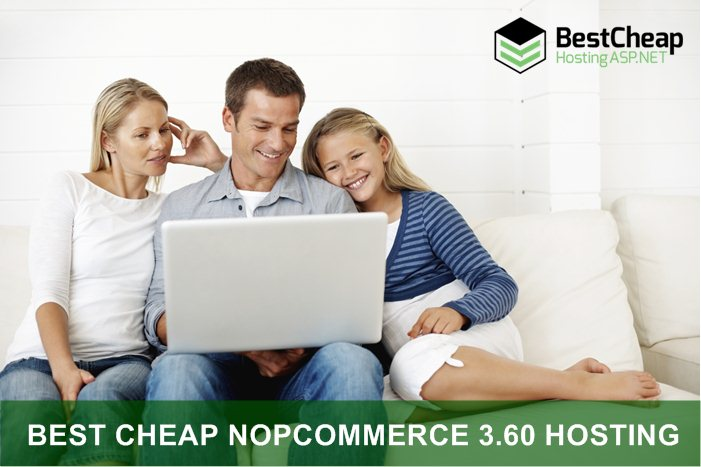 Best Cheap nopCommerce 3.60 Hosting