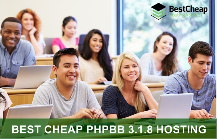 Best Cheap phpBB 3.1.8 Hosting