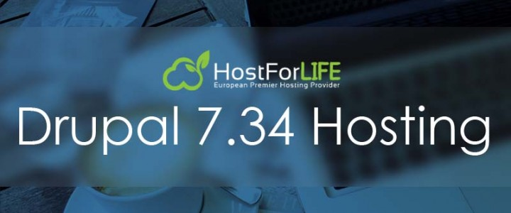 European Windows Hosting Launches Drupal 7.34 Hosting
