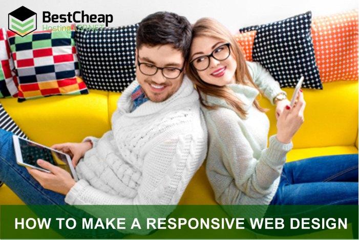 How To Make A Responsive Web Design