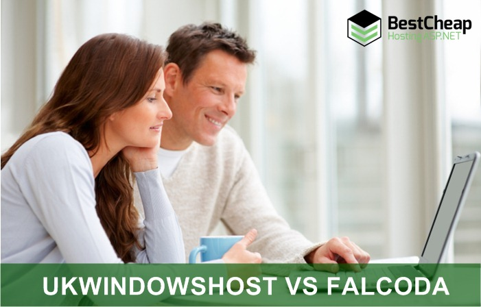 UKWindowsHost VS Falcoda Windows Hosting Comparison