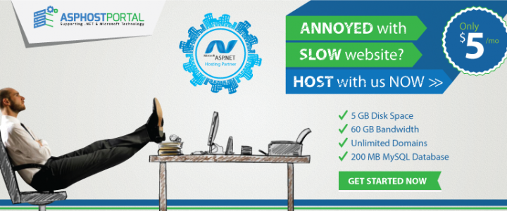 Best and Cheap Recommended Entity Framework 7 Hosting
