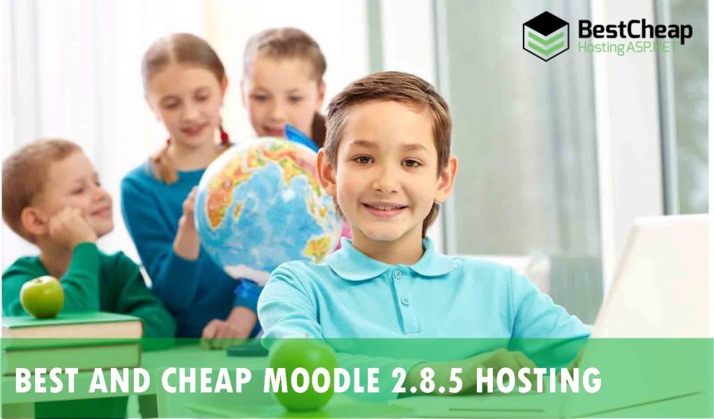 Moodle 2.8.5 Hosting